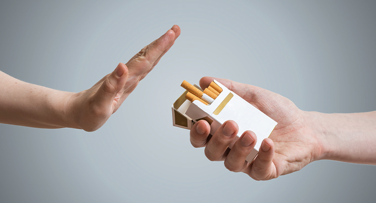 5 Easy Tips to Help You Quit Smoking